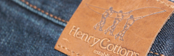 Henry Cotton's Menswear - Autumn Winter 14 Collection