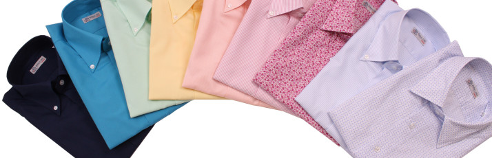 Handcrafted Shirts from Robert Old