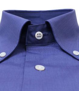 Robert Old Cobalt Blue Shirt