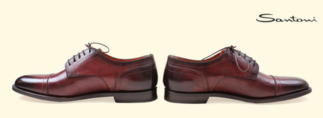 The Santoni Shoes Edit