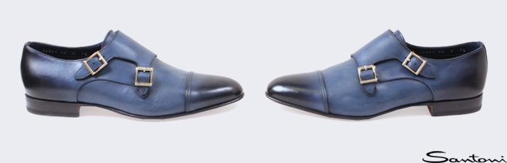 Monk Shoe Style