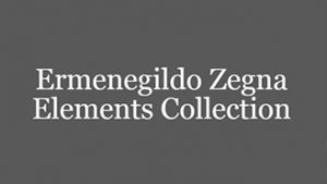 Discover Ermenegildo Zegna's signature 'Elements' AW17 Collection