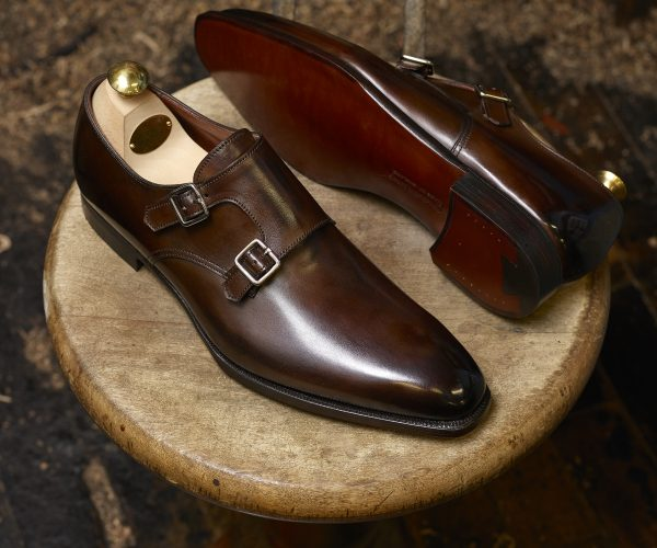 Seymour - Dark Brown Antique Calf - 2