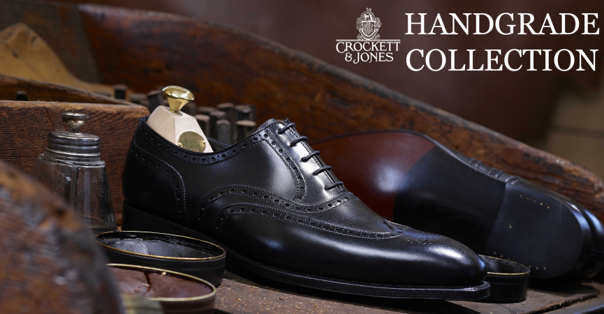 Crockett & Jones Hand Grade Collection